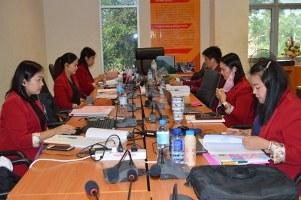 การประเมินคุณภาพการศึกษาภายในสาขาวิชาการบัญชี